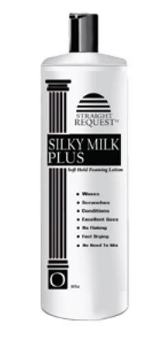 straight request silky milk oz