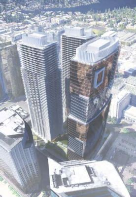 plans  renderings emerge   tower project