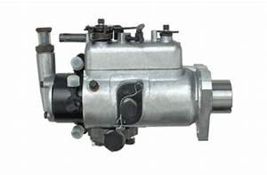 Ford Tractor Fuel Injection Pump