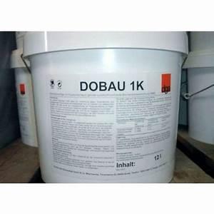 Bitumen Dickbeschichtung 2k : dobau 1k kunststoffmodifizierte bitumen dickbeschichtung ~ Yasmunasinghe.com Haus und Dekorationen