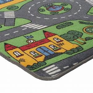Tapis circuit voiture les bons plans de micromonde for Tapis de sol enfants