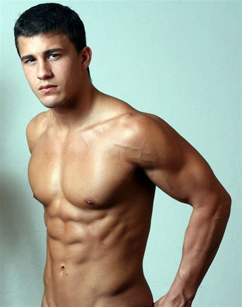 Anthony Cadrecha  Men Of Sublime Beauty & Masculinity