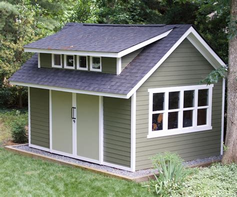 Handyman Magazine Shed by Reader Project Garden Shed The Family Handyman