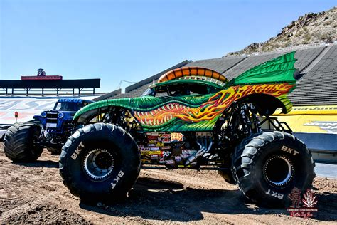 Sun Bowl Monster Jam Archives  El Paso Heraldpost