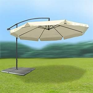 sonnenschirme suntshop With französischer balkon mit ampel sonnenschirm 350 cm