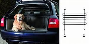 Barrière Chien Voiture : barri re de s curit pour chien pour coffre de voiture comment trouver les meilleurs mod les ~ Carolinahurricanesstore.com Idées de Décoration