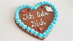 Lebkuchenherz Selber Machen : lebkuchenherz selber machen oktoberfest valentinstag muttertag gingerbread heart youtube ~ A.2002-acura-tl-radio.info Haus und Dekorationen