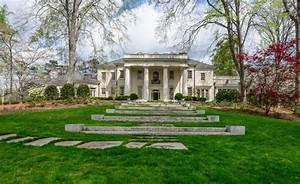 White Oaks  U2013 A  13 Million Historic Mansion In Atlanta  Ga