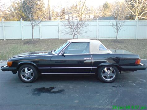 Mercedes Sl Class Modification by Reybelworks 1981 Mercedes Sl Class Specs Photos
