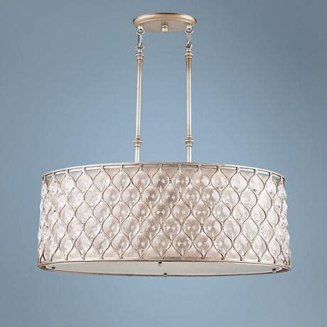 lucia chandelier feiss lucia silver finish pendant chandelier m6476
