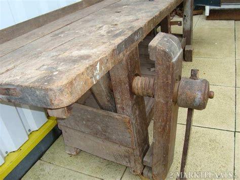 houten kast kopen marktplaats marktplaats nl gt oude antieke werkbank met bankschroef