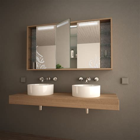 Le Für Spiegelschrank Bad by Bad Spiegelschrank Mit Bedrucktem Glas Soraya 989705300