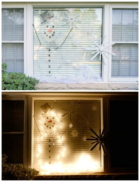 outdoor holiday decorations craft