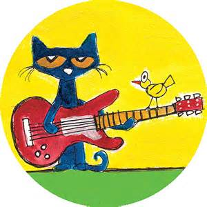 pete the cat stickers demco pete the cat 174 stickers