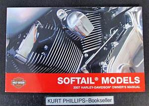 2007 Softail Deluxe Owners Manual