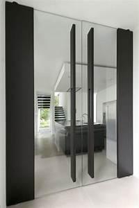 Haustüren Mit Viel Glas : elegante schwarze pendel dreht r raumhoch mit viel glas ~ Michelbontemps.com Haus und Dekorationen