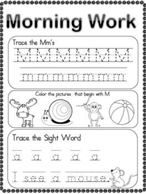 1000 ideas about kindergarten morning routines on