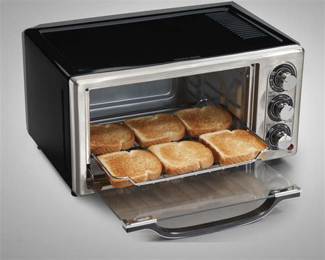 what are toaster ovens for hamilton 31512 convection 6 slice
