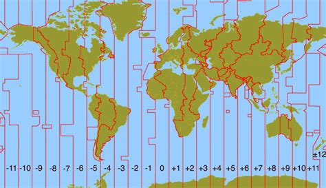 Unambiguous Way To Display Timezone Information In