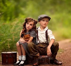 Cute Kids Couple