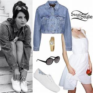 Lana Del Rey: Billboard Magazine Outfits | Steal Her Style