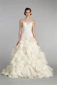 wedding dresses for brides 50 j 39 s fashion wedding gown wedding dresses from lazaro