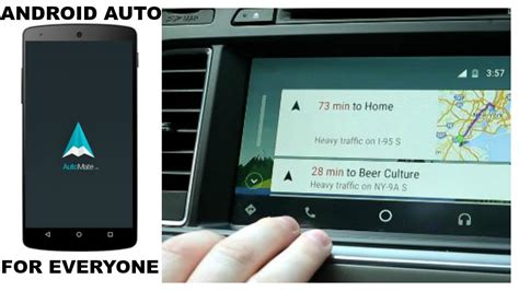 android auto app android auto for any car automate app review