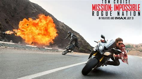 wallpaper mission impossible rogue nation