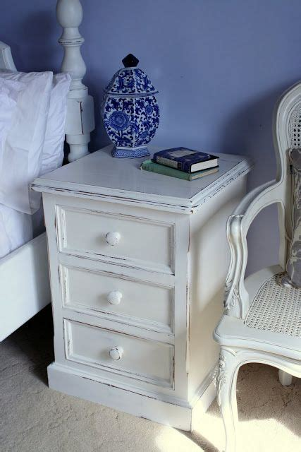 ideas  painted bedside tables  pinterest