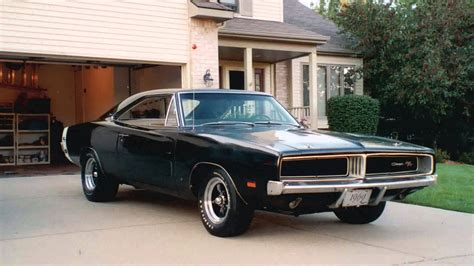 All Dodge Charger Generations