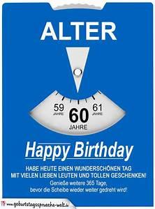 Geburtstagsbilder Zum 60 : lustige geburtstagskarten zum 60 geburtstag zum ausdrucken einladung geburtstag ~ Buech-reservation.com Haus und Dekorationen