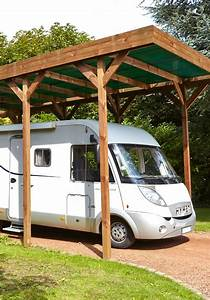 Carport Camping Car : madeira forest style ~ Dallasstarsshop.com Idées de Décoration
