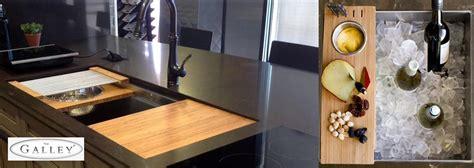 galley sink multi user kitchen workstation