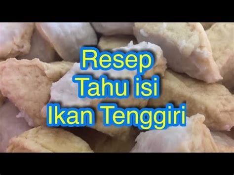 Berikut ini resep dimsum ayam udang enak yang mudah sekali dibuat. Resep Dimsum Ikan Tenggiri - Resep Emak-Emak