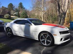 5th Gen 2010 Chevrolet Camaro 2ss Rs 6spd Manual For Sale