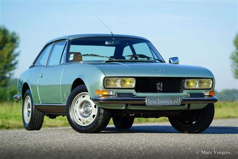 Peugeot Coupe by Peugeot 504 Coupe 1978 Classicargarage Fr