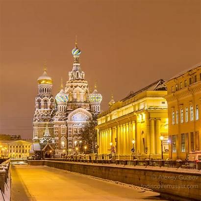 Russia Places Before Die Petersburg Saint