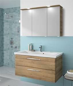 Spiegelschrank 110 Cm : pelipal trentino badm bel set 110 cm breit spiegelschrank w hlbar badm bel 1 ~ Indierocktalk.com Haus und Dekorationen