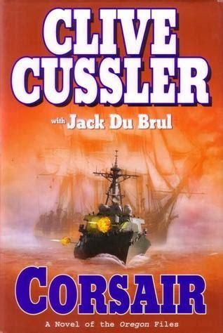 corsair  oregon files   clive cussler reviews