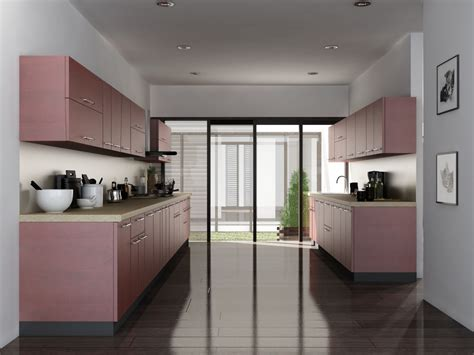 types  modular kitchen advantages  disadvantages