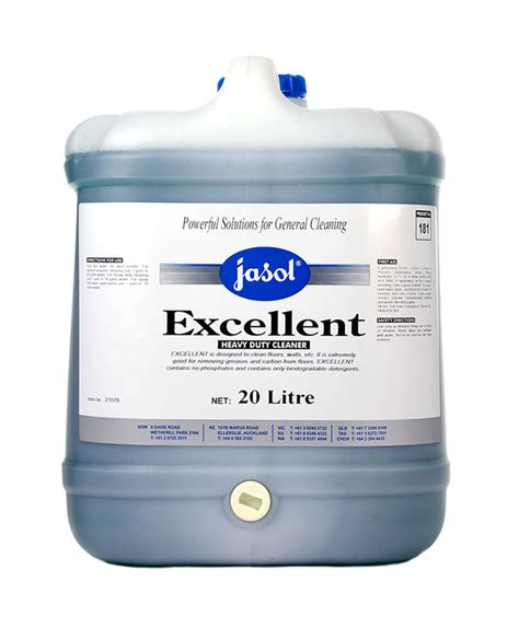 Jasol Excellent Multipurpose Heavy Duty Cleaner For Normal