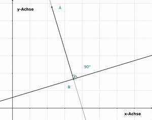 Senkrechte Gerade Berechnen : zwei zueinander senkrechte geraden mathe artikel ~ Themetempest.com Abrechnung