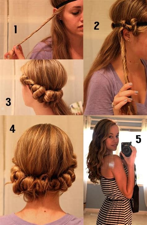 how to get awesome heatless curls without damaging your