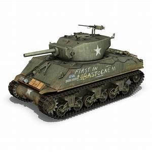 M4A3E2 Sherman Assault Tank Jumbo | 3D Tanks | Pinterest ...