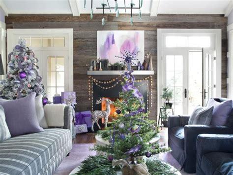 modern holiday color scheme hgtv