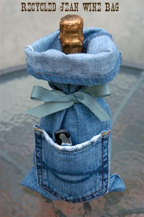 ways  repurpose denim jeans craft projects