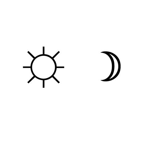 black pillow cases quot sun and moon minimalist aesthetic black and white