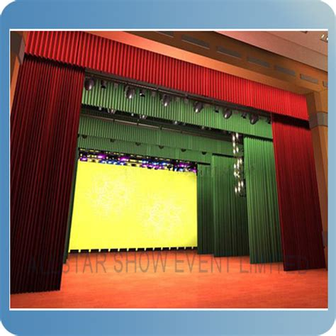 resistant velvet stage curtains for sale buy