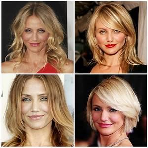 Coupe De Cheveux Pour Visage Long : coiffure pour visage long ~ Melissatoandfro.com Idées de Décoration