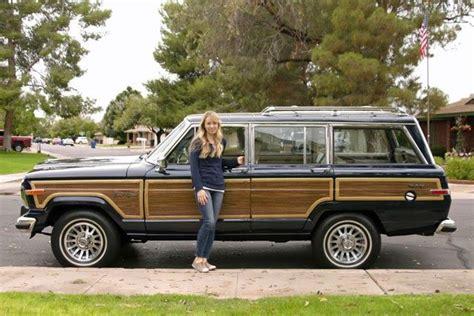 jeep wagoneer blue nice navy blue wagoneer jeep wagoneers pinterest